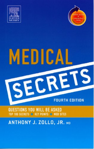 Medical Secrets [with Student Consult Online Access]