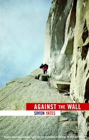 Against The Wall by Simon Yates