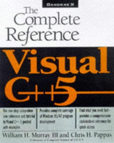 Visual C++5: The Complete Reference