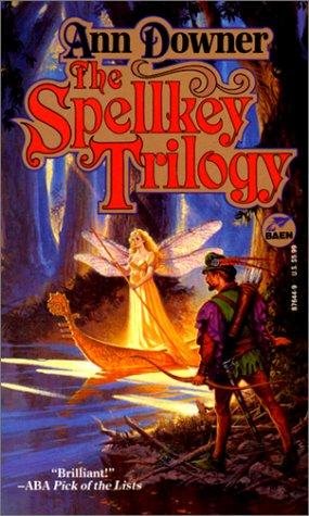 The Spellkey by Ann Downer-Hazell