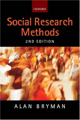 Social research methods by alan bryman social research methods other editions enlarge cover 1184505 fandeluxe Gallery