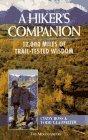 A Hiker's Companion: 12,000 Miles of Trail-Tested Wisdom Encuentra un eBook