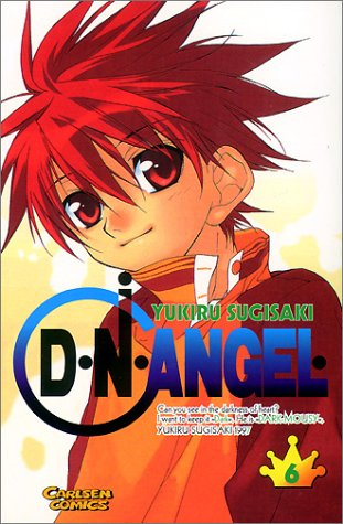 D.N. Angel, Band 06 by Yukiru Sugisaki