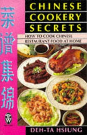 Chinese Cookery Secrets Descarga gratuita de libros electrónicos en línea