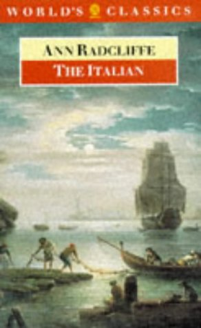 Cover - The Italian (Goodreads)