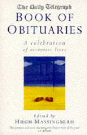 Daily Telegraph Book of Obituaries MOBI EPUB 978-0330349796 por Hugh Montgomery-Massingberd