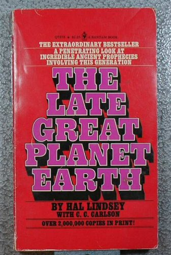 The late great planet earth by hal lindsey fandeluxe Images