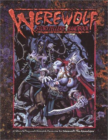 Werewolf by Ethan Skemp