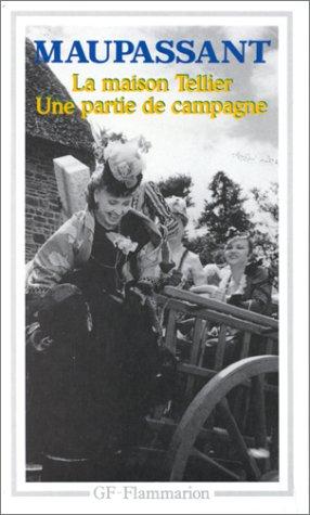 La Maison Tellier - Une partie de campagne et autres contes