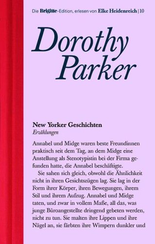 dorothy parker themes