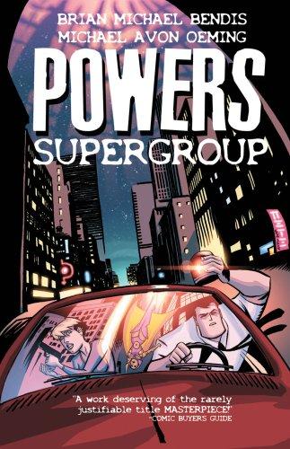 Powers, Vol. 4 by Brian Michael Bendis