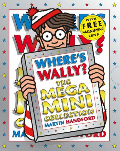 Where's Wally?: The Mega Mini Collection