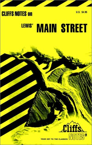 CliffsNotes on Lewis' Main Street