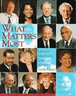 What Matters Most: Intimate Interviews With Notable Nashvillians