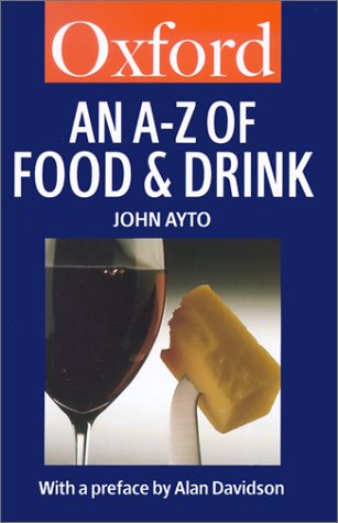 An A Z Of Food And Drink