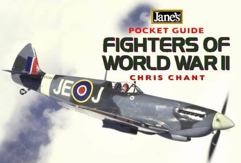 Jane's Pocket Guide: Fighters of WWII