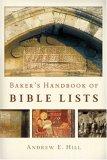 Baker's Handbook of Bible Lists