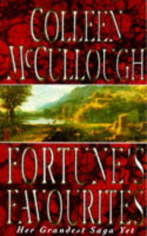 Fortune's Favourites (Masters of Rome, #3)