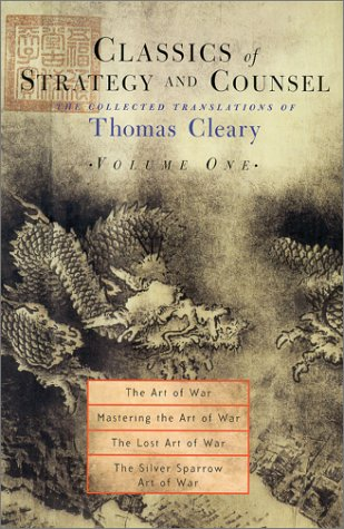 Classics of Strategy and Counsel: The Collected Translations of Thomas Cleary: v. 1 DJVU PDF 978-1570627279 por Thomas Cleary