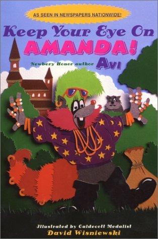 Keep Your Eye on Amanda!