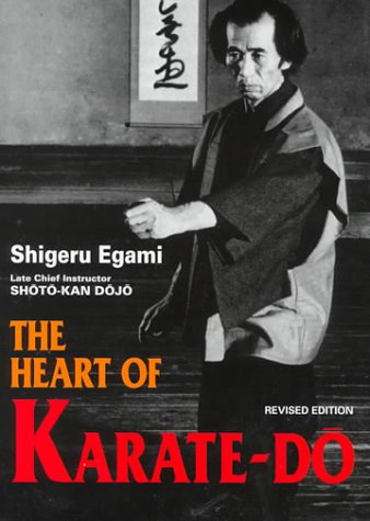 The Heart Of Karate Do