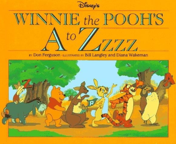 Disney's - Winnie the Pooh's A to Zzzz