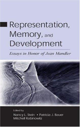 Representation, Memory, and Development