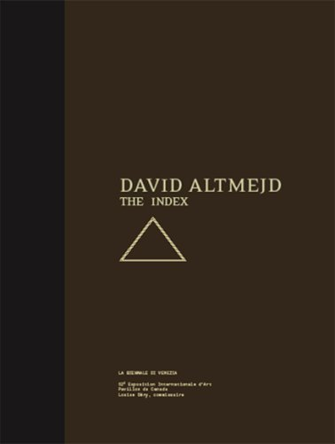 David Altmejd: The Index 978-2920325180 por Louise Dery PDF MOBI
