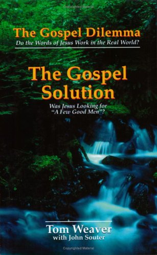 The gospel solution by Tom Weaver - Download free epub