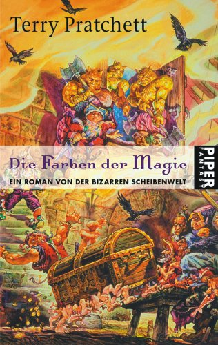 Die Farben der Magie by Terry Pratchett