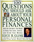 100 Questions You Should Ask About Your Personal Finances