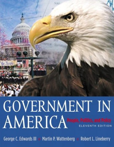 Government in America by George C. Edwards III