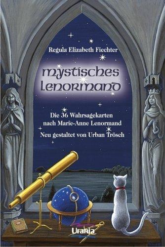 Mystisches Lenormanddie 36 Wahrsagekarten Nach Marie Anne Lenormand