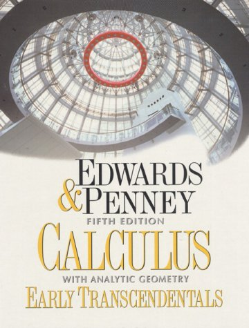 Calculus With Analytic Geometry: Early Transcendentals