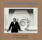 O'Keeffe At Abiquiu by Myron Wood