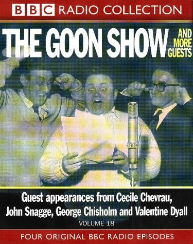 The Goon Show, Volume 18: And More Guests