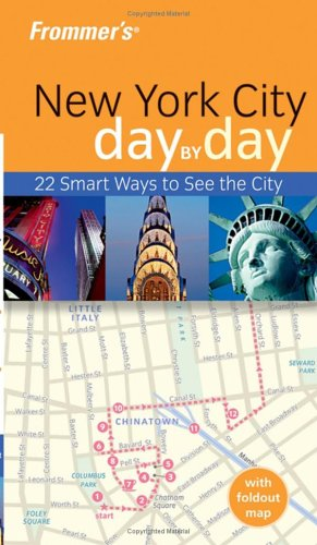 Ebook Frommer's New York City Day by Day by Hilary Davidson PDF!