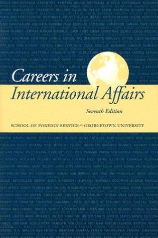 International affairs issues
