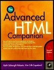 The Advanced HTML Companion