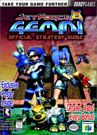 Jet Force Gemini Official Strategy Guide