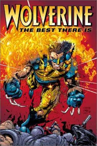 Wolverine by Frank Tieri