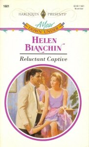 Reluctant Captive by Helen Bianchin