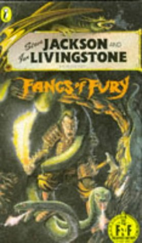 Fangs of Fury (Fighting Fantasy #39)