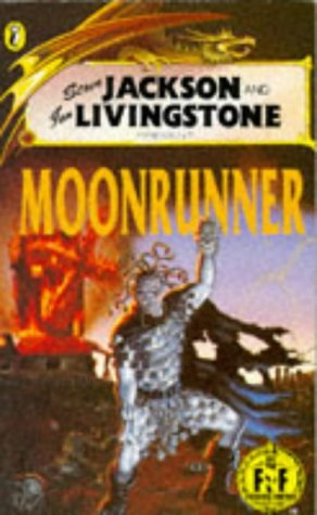 Moonrunner (Fighting Fantasy #48)