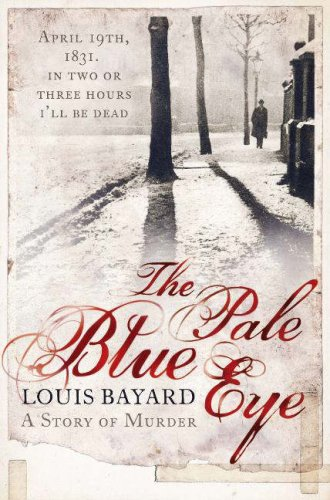 The pale blue eye by louis bayard fandeluxe Image collections