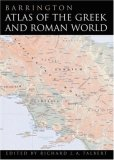 Barrington Atlas Of The Greek And Roman World (With Two Volume Hardcover Map By Map Directory)