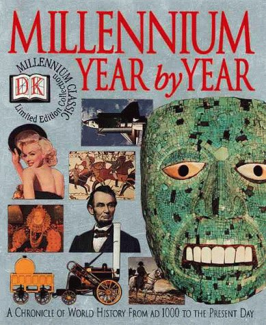 Free Epub Book Millennium Year By Year: A Chronicle Of World History From Ad 1000 To The Present Day
