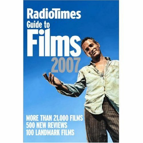 """"""" Radio Times """" Guide To Films 2007"""