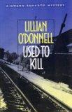 Used to Kill (Gwenn Ramadge, #2)