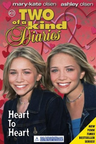 Heart to Heart (Two of a Kind Diaries, #33)